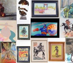 Fine Art Auction!