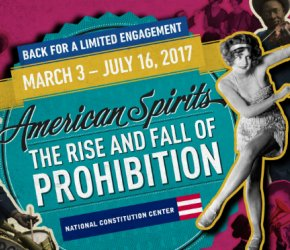 American Spirits: The Rise and Fall of Prohibition Opening Party