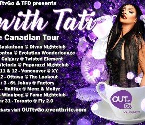 The Tea with Tati Tour - Victoria