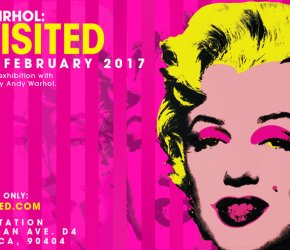 Revolver Gallery Presents 'Andy Warhol: Revisited'