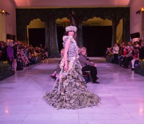 Beauty in Bloom: Floral Fashion Show