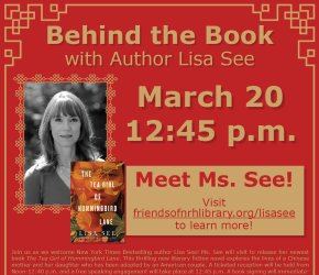 Behind the Book with Author Lisa See