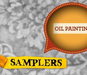 Oil Painting Sampler • March 26