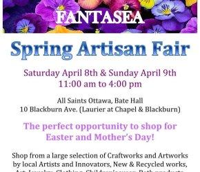 Artisan SPRING Craft Fair