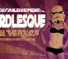 Wet Coast Burlesque Presents: Nerdlesque!