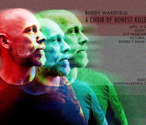 AN EVENING WITH BUDDY WAKEFIELD
