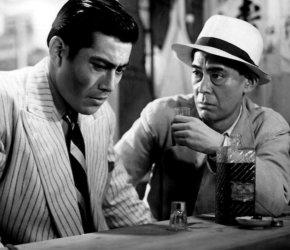 Film: Drunken Angel (1948)