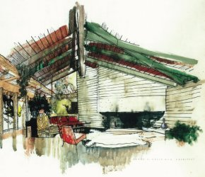 Aaron G. Green and California Organic Architecture