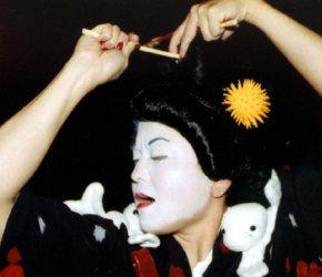 Tina Takemoto's 'Memoirs of Bjork-Geisha'