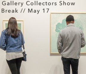 Art Alliance Austin Features grayDUCK Gallery for May Art Break