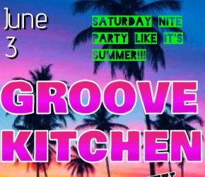 Groove Kitchen's Summer Beach Party