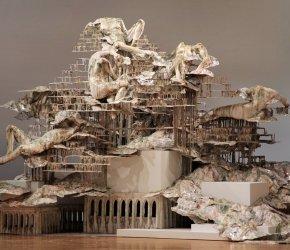 Gallery Talk: Diana Al-Hadid: Liquid City