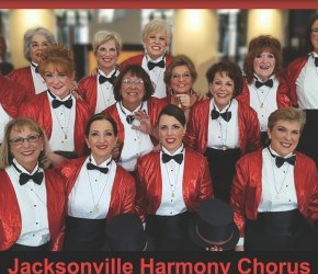 Women Singers Invited to Jacksonville Harmony Chorus Open House