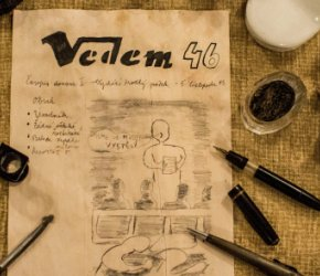Docent Training for Vedem Exhibit