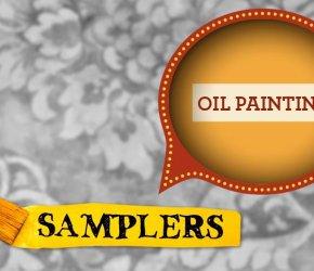 Oil Painting Sampler • July 9