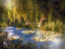 Monet after Midnight small