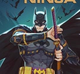 Movie Poster of Batman Ninja.
