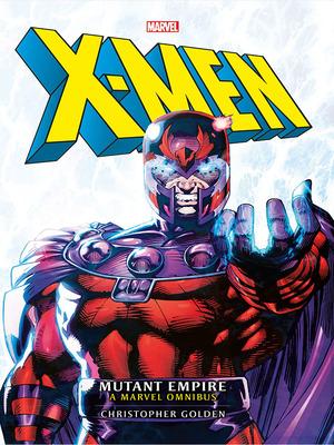 Kobo Cover of X-Men: Mutant Empire Omnibus.