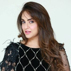 Nadia Khan is a world-renowned talk show host from Pakistan.