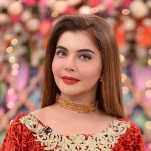 Nida Yasir is the most popular female talk show host in Pakistan.