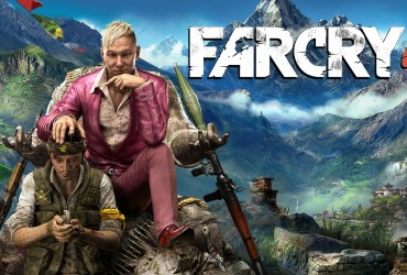 Far Cry 4 (Game Cover)