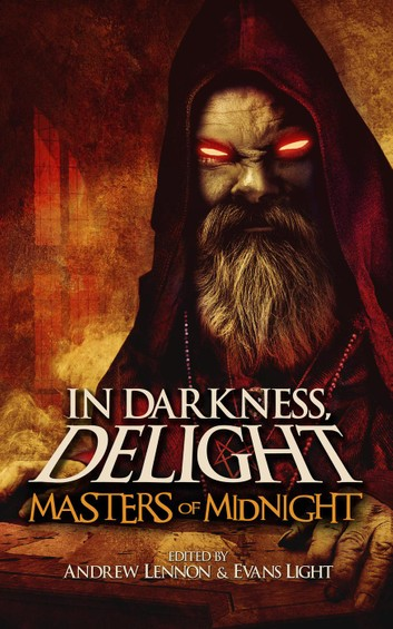 Kobo Cover for In Darkness, Delight #1 - Masters of Midnight.