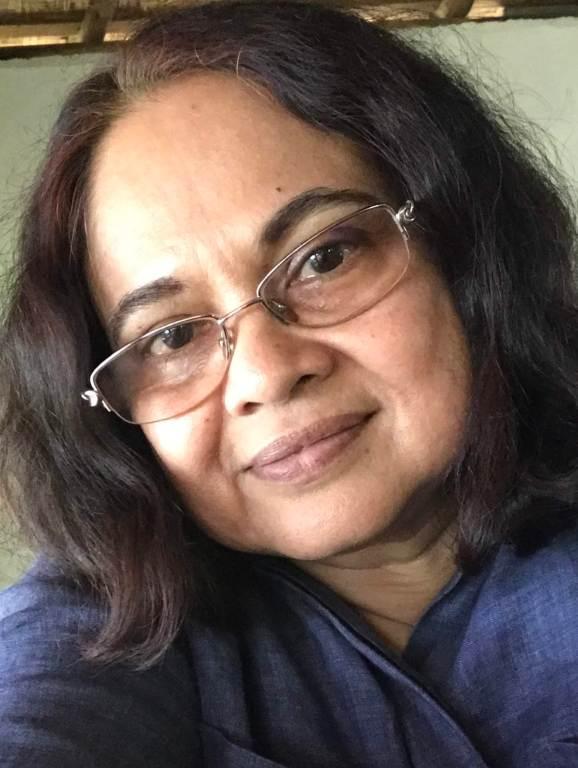 Nita J. Kulkarni - Author Profile Photo.
