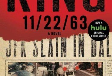 11/22/63 (Book Cover)