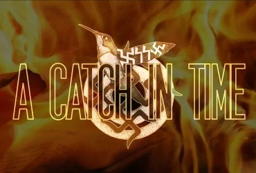 A Catch In Time: Chapter One (Poster)