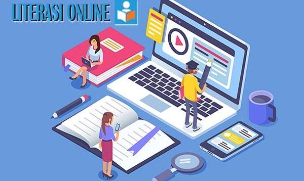 literasi online website