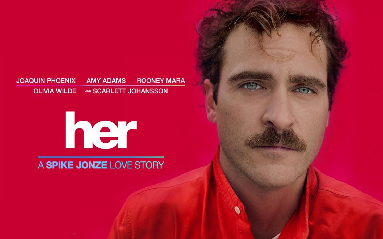"""Amor além da matéria – sobre """"Ela"""", Spike Jonze (2013)"""