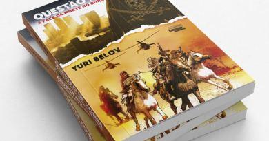 Questão de Honra, um thriller de espionagem, ação e aventura de Yuri Belov