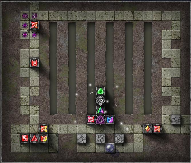 Epic Field 2 in Gemcraft Labyrinth