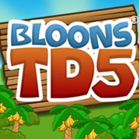 Bloons 5 TD Spielelogo