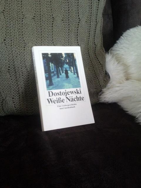 Das Buch weiße Nächte von Dostojewski