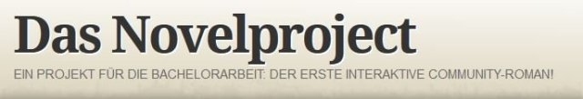 Logo Novelproject