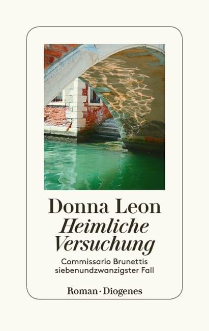 Interview und Hörprobe zu Der 27. Fall von Commissario Brunetti von Donna Leon