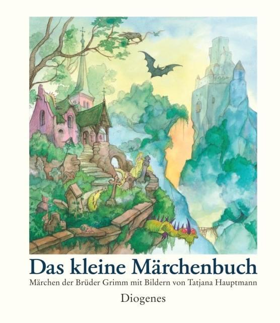 [Rezension] Das kleine Märchenbuch – Brüder Grimm