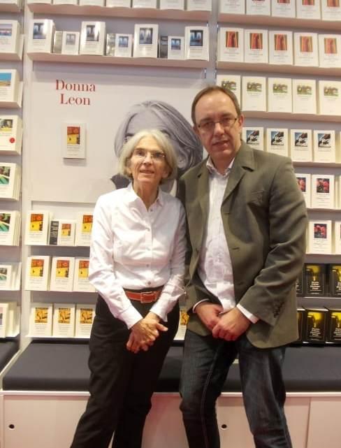 Interview mit Donna Leon über das Buch : Ewige Jugend – Podcast