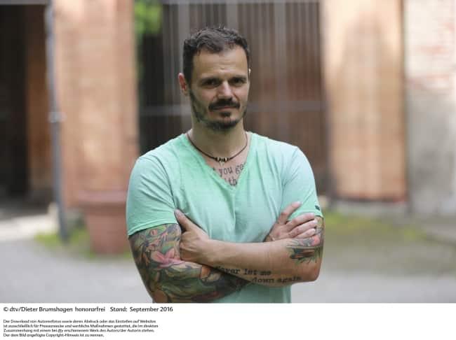 """Frank Goldammer mit """"Tausend Teufel"""" die Premierenlesung in Gießen"""