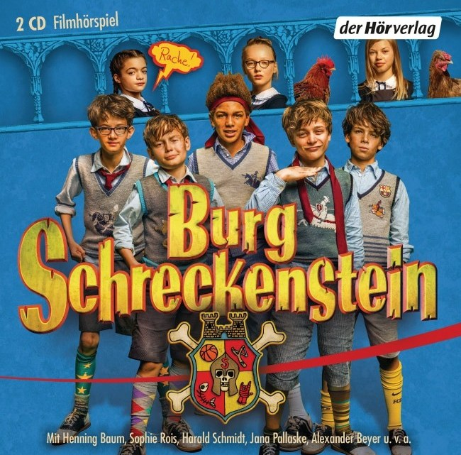 Burg Schreckenstein – Filmhörspiel