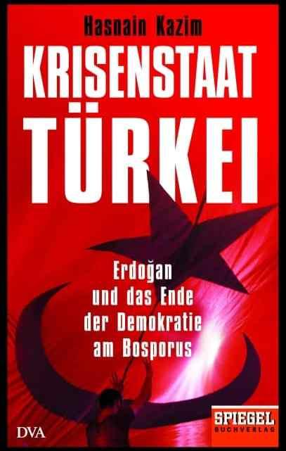 Interview mit : Hasnain Kazim über das Buch Krisenstaat Türkei – Podcast