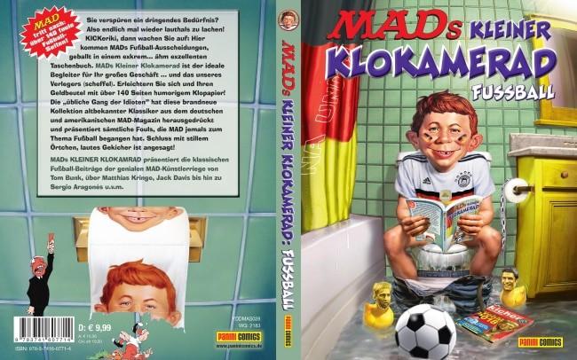 MADs kleiner Klokamerad: Fußball