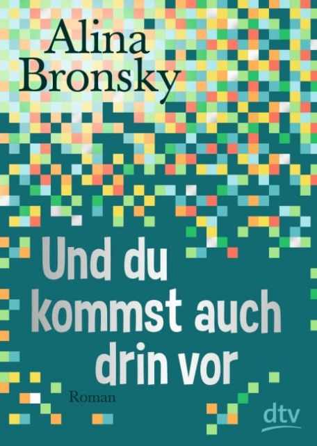 Interview mit Alina Bronsky über das Buch : Und du kommst auch drin vor – Podcast