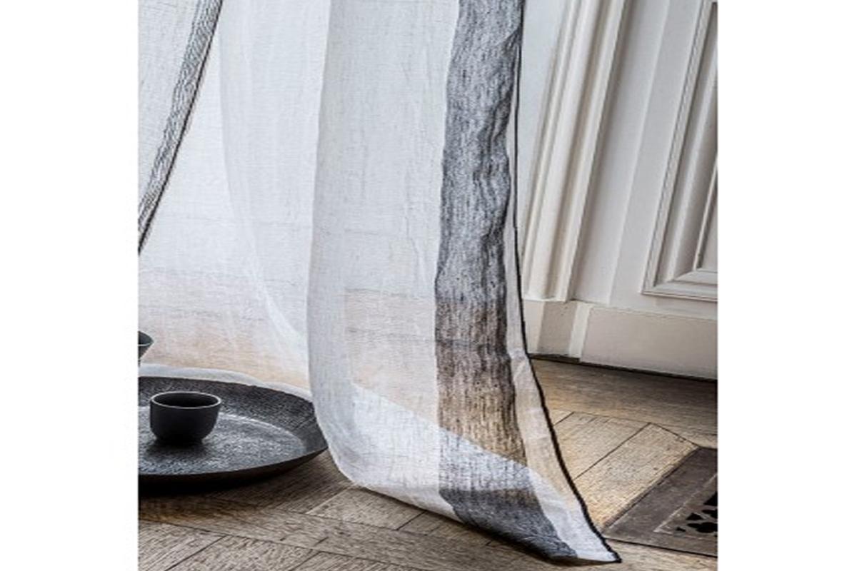 rideaux lin lave aleria