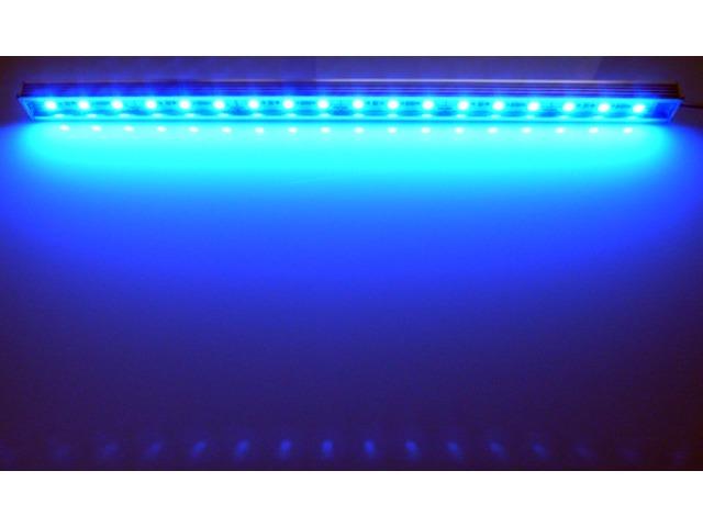 Blue Led Interior Lights