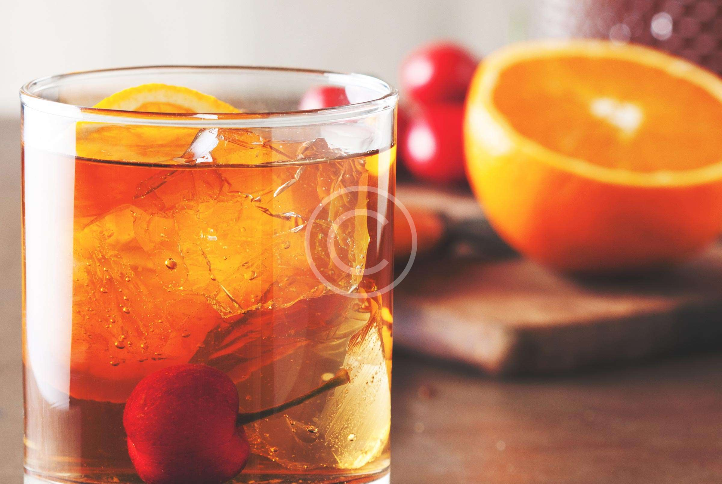 "That's How We Make ""Old fashioned"""