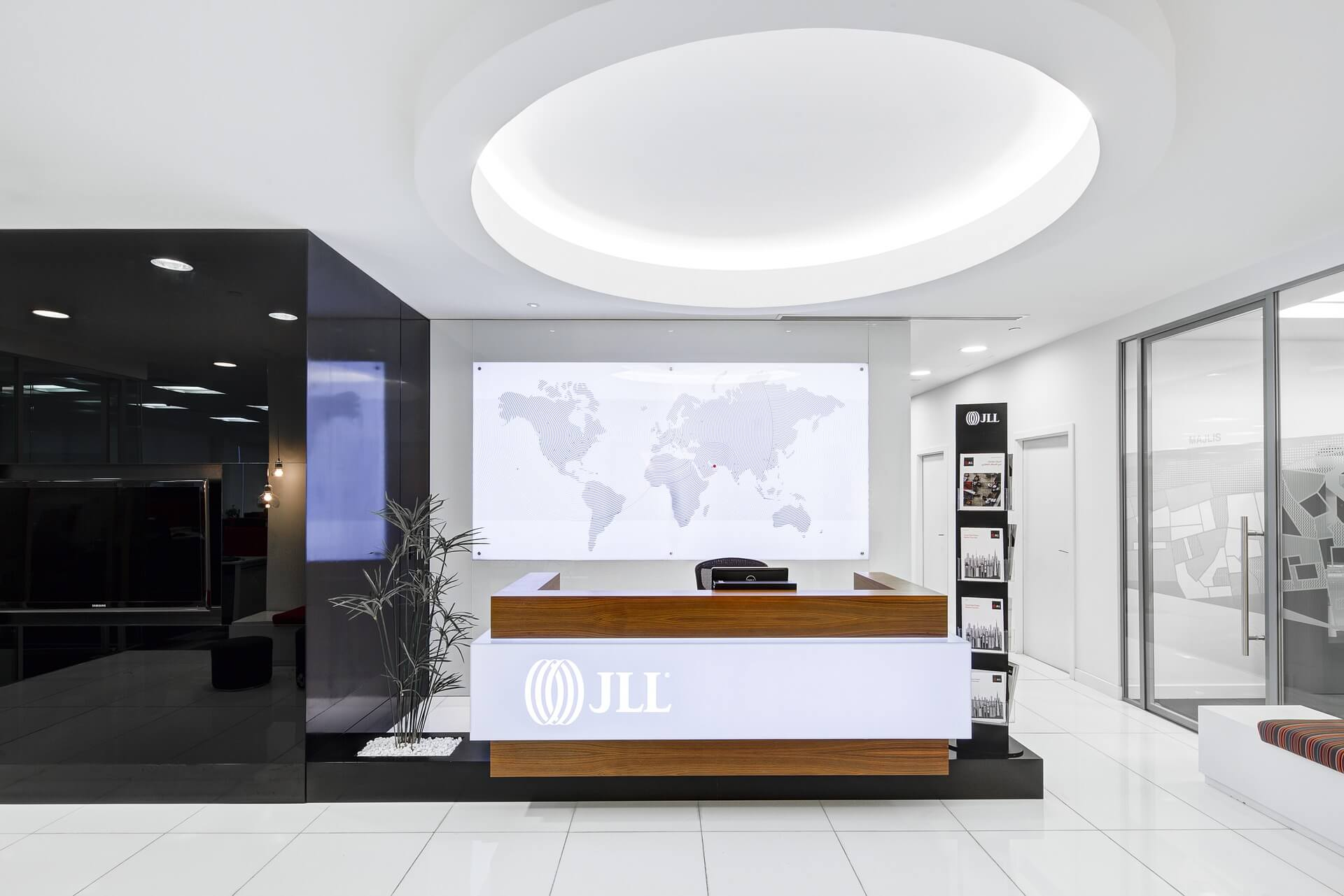 led lighting for office spaces