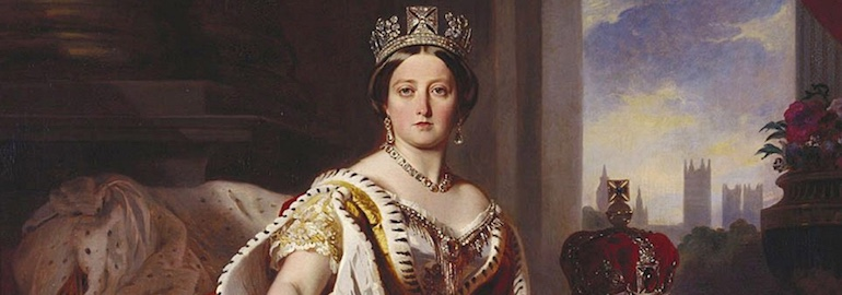 La reine Victoria d'Angleterre adorait les citrines