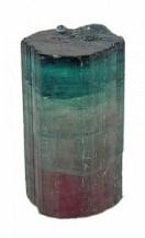 Tourmaline multicolore (elbaïte)